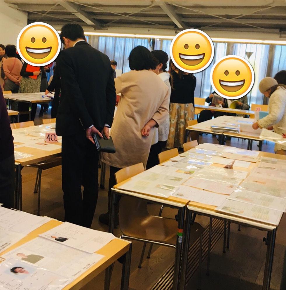 浦和市結婚相談所Happy union プロフィール交換会の画像